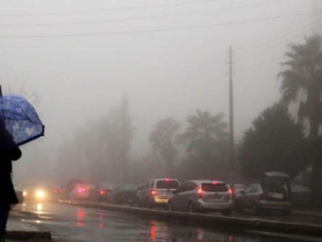 امطار خفيفة هطلت فجر الإثنين على لواء الكورة في إربد